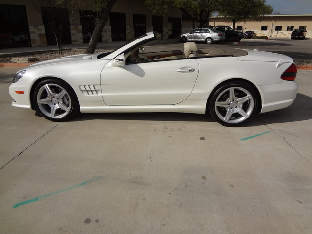 2009 Mercedes-Benz SL550 V8 Austin , Texas 2