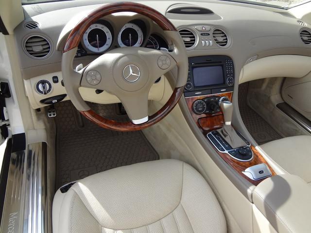 2009 Mercedes-Benz SL550 V8 Austin , Texas 22