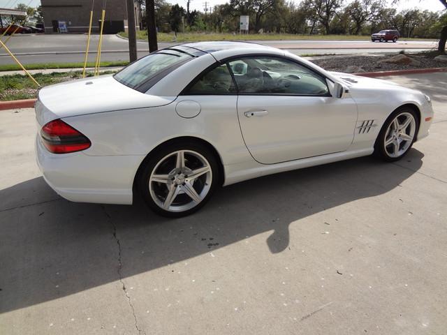 2009 Mercedes-Benz SL550 V8 Austin , Texas 12