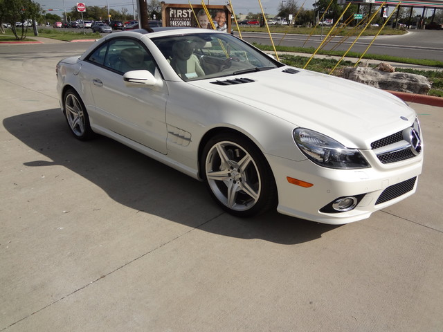 2009 Mercedes-Benz SL550 V8 Austin , Texas 13
