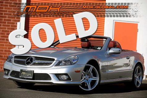 2009 Mercedes-Benz SL550 - Silver Arrow Limited Edition of 550 in Los Angeles