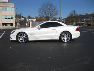 2009 Sold Mercedes-Benz SL550 V8 Conshohocken, Pennsylvania 2