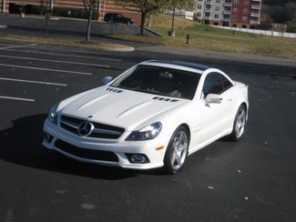 2009 Sold Mercedes-Benz SL550 V8 Conshohocken, Pennsylvania 17