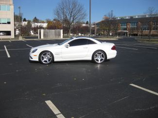 2009 Sold Mercedes-Benz SL550 V8 Conshohocken, Pennsylvania 5