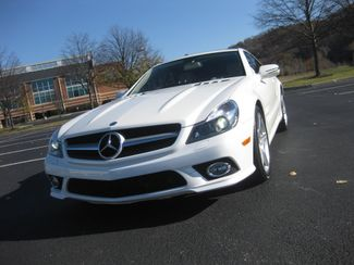 2009 Sold Mercedes-Benz SL550 V8 Conshohocken, Pennsylvania 6