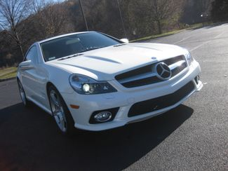 2009 Sold Mercedes-Benz SL550 V8 Conshohocken, Pennsylvania 8