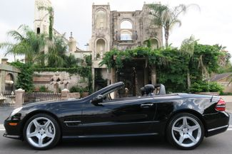 2009 Mercedes-Benz SL550 in Houston Texas