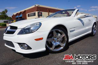 2009 Mercedes-Benz SL550 SL Class 550 Convertible SL550 | MESA, AZ | JBA MOTORS in Mesa AZ