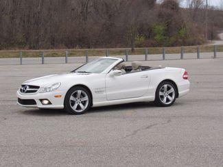 2009 Mercedes-Benz SL550 in St. Charles, Missouri