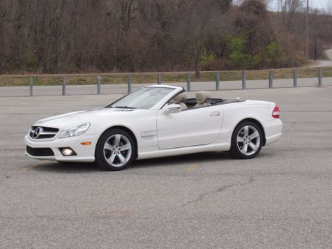 2009 Mercedes-Benz SL550 Harman Kardon in St. Charles, Missouri