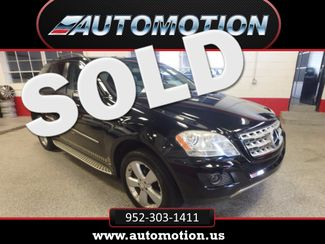 2009 Mercedes Ml350 LOW MILE, B/U CAMERA, 4-MATIC POWER LIFT-GATE Saint Louis Park, MN 0