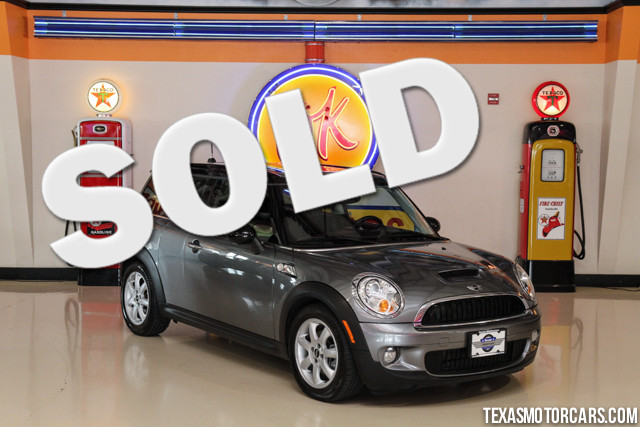 2009 MINI Clubman S This clean Carfax 2009 Mini Clubman S is in excellent condition with only 78