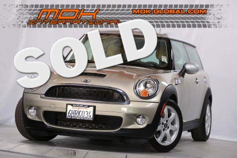 2009 Mini Clubman S - Manual - Only 69k miles in Los Angeles