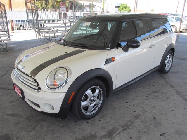 2009 MINI Clubman Please call or e-mail to check availability All of our vehicles are available