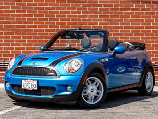 2009 Mini Convertible S John Cooper Works Burbank, CA