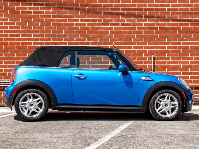 2009 Mini Convertible S John Cooper Works Burbank, CA 5