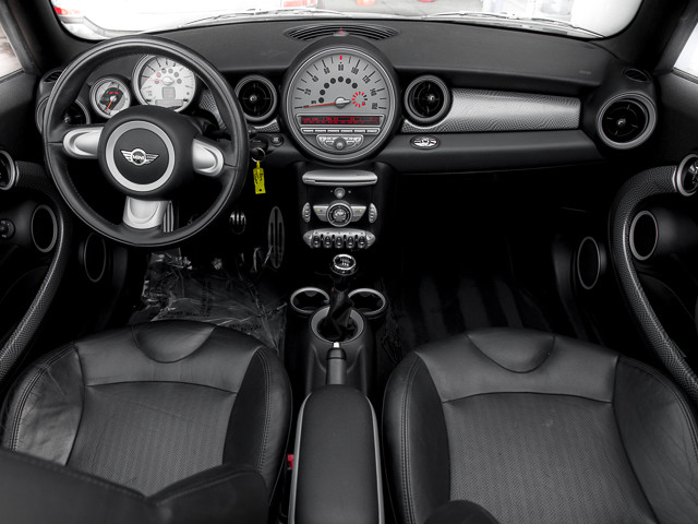 2009 Mini Convertible S John Cooper Works Burbank, CA 9