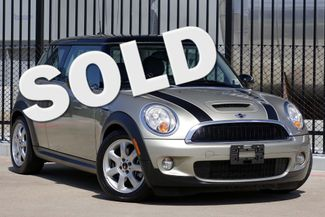 2009 Mini Cooper S * Cold Weather Pkg * AUTOMATIC * Hi-Fi Sound * Plano, Texas