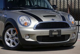 2009 Mini Cooper S * Cold Weather Pkg * AUTOMATIC * Hi-Fi Sound * Plano, Texas 16