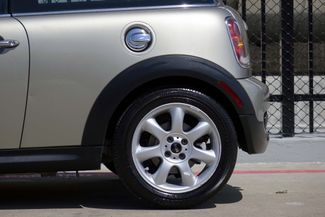 2009 Mini Cooper S * Cold Weather Pkg * AUTOMATIC * Hi-Fi Sound * Plano, Texas 27