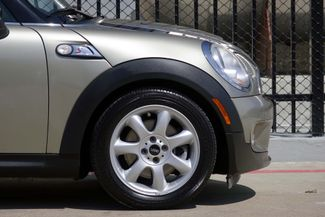 2009 Mini Cooper S * Cold Weather Pkg * AUTOMATIC * Hi-Fi Sound * Plano, Texas 25