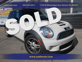 2009 Mini Cooper S in Denver CO