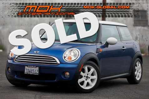 2009 Mini Hardtop - Navi - Xenon - Bluetooth - Auto in Los Angeles