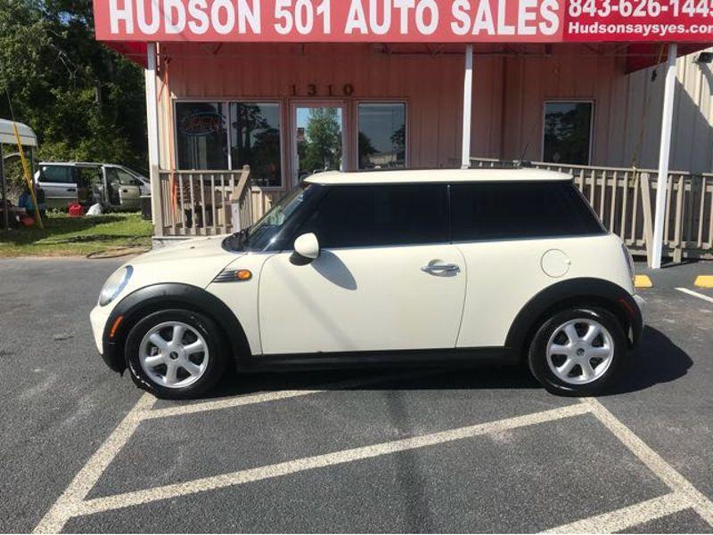2009 Mini Hardtop Base | Myrtle Beach, South Carolina | Hudson Auto Sales in Myrtle Beach South Carolina