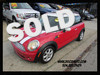 2009 Mini Cooper, Low Miles! Leather! Clean CarFax! New Orleans, Louisiana