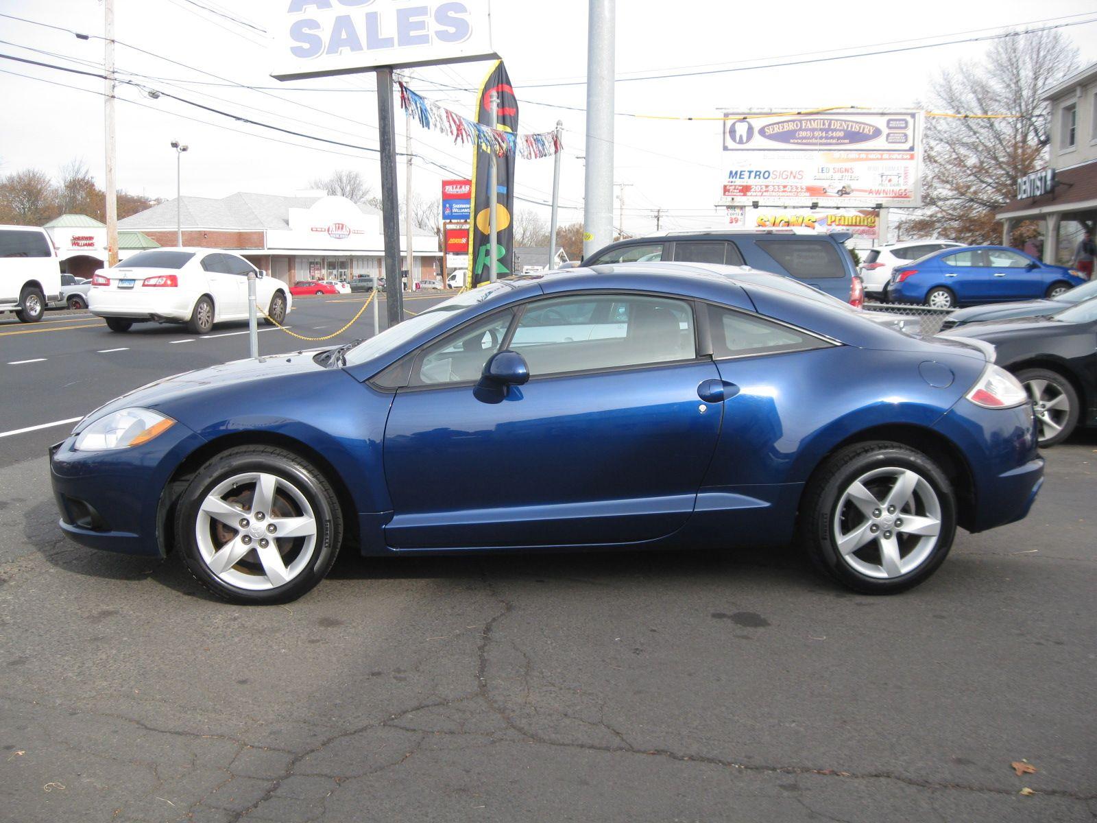 Charmant 2009 Mitsubishi Eclipse GS City CT York Auto Sales In , ...