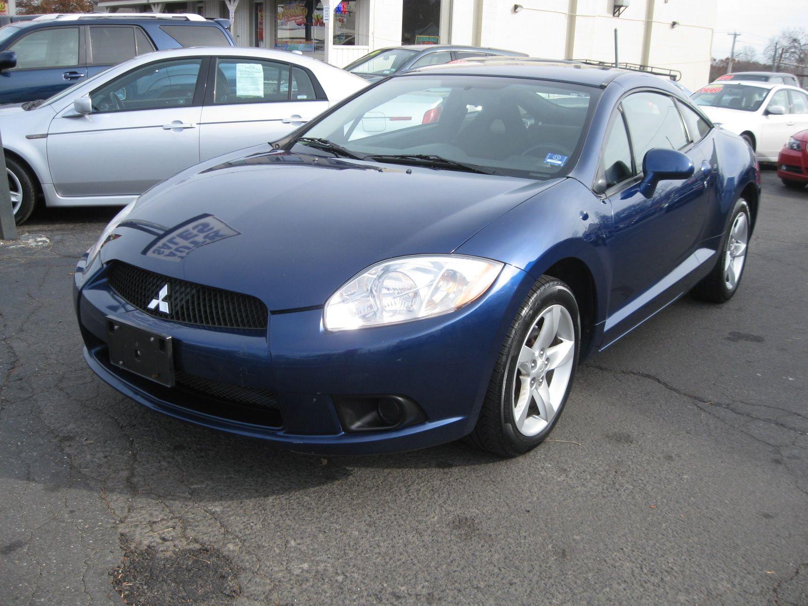 Exceptionnel ... 2009 Mitsubishi Eclipse GS City CT York Auto Sales In , ...
