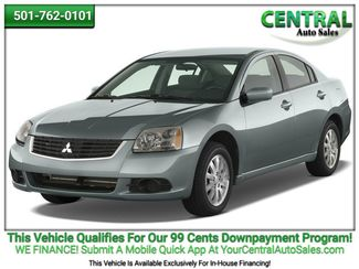 2009 Mitsubishi GALANT/PW  | Hot Springs, AR | Central Auto Sales in Hot Springs AR