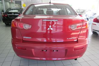 2009 Mitsubishi Lancer ES Chicago, Illinois 4