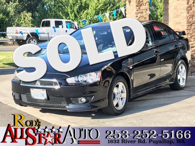 2009 Mitsubishi Lancer ES This vehicle is a CarFax certified one-owner used car Pre-owned vehicle
