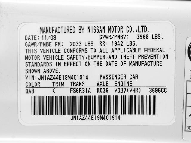 2009 Nissan 370Z Touring Burbank, CA 10