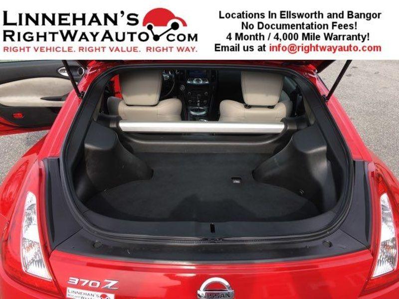 2009 Nissan 370Z Touring  in Bangor, ME