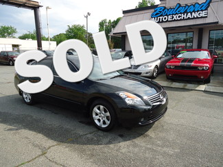 2009 Nissan Altima 2.5 SL Charlotte, North Carolina
