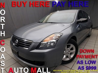 2009 Nissan Altima 2.5 S As low as $999 DOWN in Cleveland, Ohio