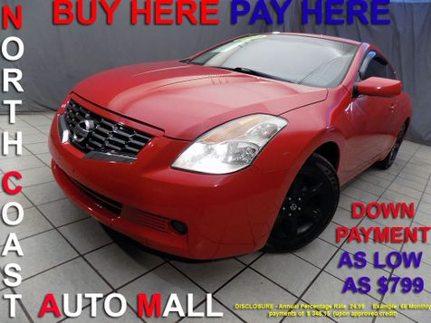 2009 Nissan Altima 2.5 S As low as $799 DOWN in Cleveland, Ohio