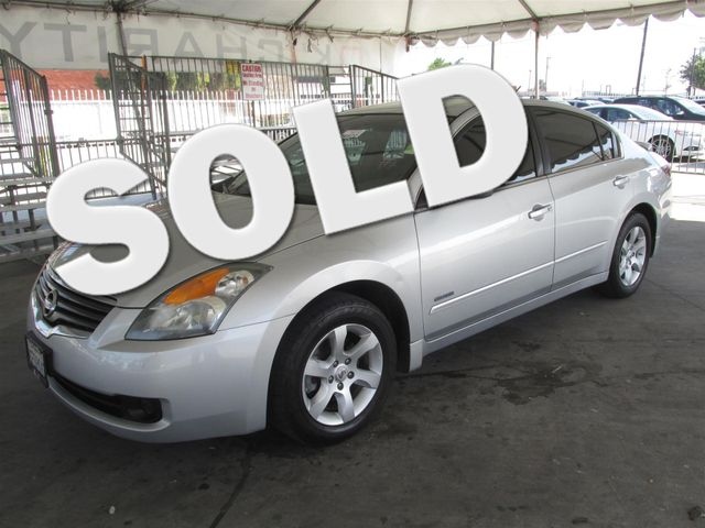 2009 Nissan Altima Hybrid Please call or e-mail to check availability All of our vehicles are a
