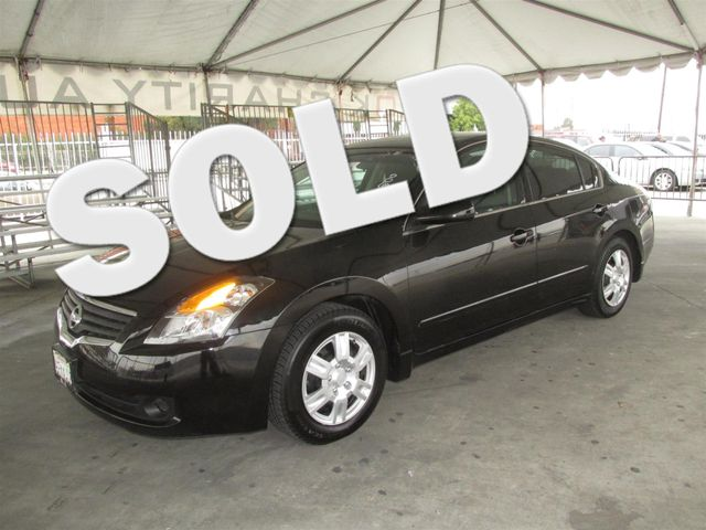 2009 Nissan Altima 25 S Please call or e-mail to check availability All of our vehicles are av