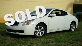 2009 Nissan Altima in Lighthouse Point FL