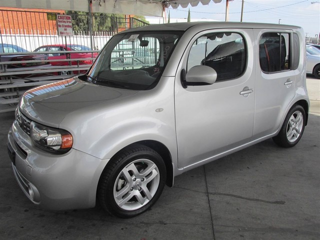 2009 Nissan cube 18 SL This particular vehicle has a SALVAGE title Please call or email to check