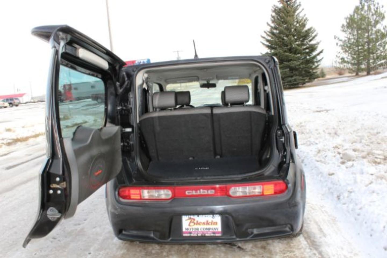 2009 Nissan Cube 18 Krom City Mt Bleskin Motor Company