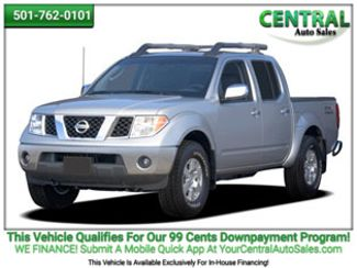 2009 Nissan Frontier SE | Hot Springs, AR | Central Auto Sales in Hot Springs AR