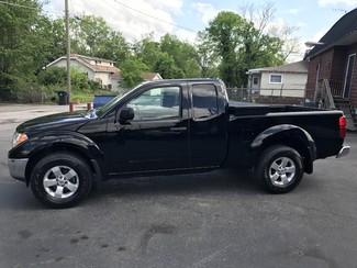 2009 Nissan Frontier SE Knoxville , Tennessee 17