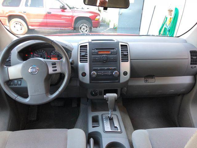 2009 Nissan Frontier SE Sterling, Virginia 10