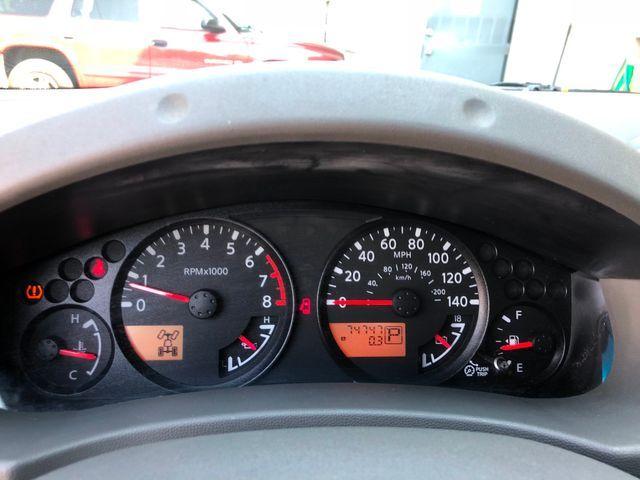 2009 Nissan Frontier SE Sterling, Virginia 16