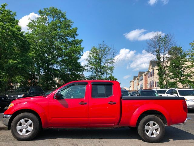2009 Nissan Frontier SE Sterling, Virginia 4