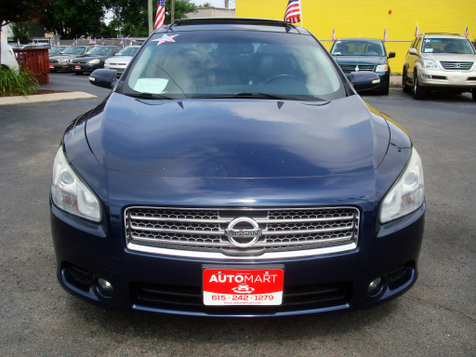 2009 Nissan Maxima 3.5 SV w/Premium Pkg | Nashville, Tennessee | Auto Mart Used Cars Inc. in Nashville, Tennessee